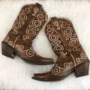 Ariat Shelleen Western Cowboy Boot